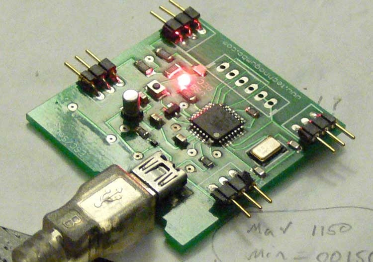 AT90USB162 Using Atmel Factory DFU Bootloader-TechnoGumbo